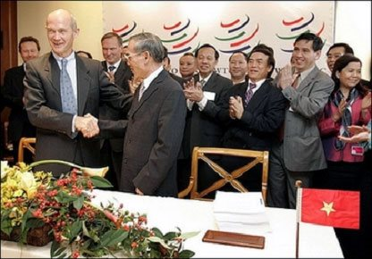 What has Vietnam gained after 10 years of WTO membership?