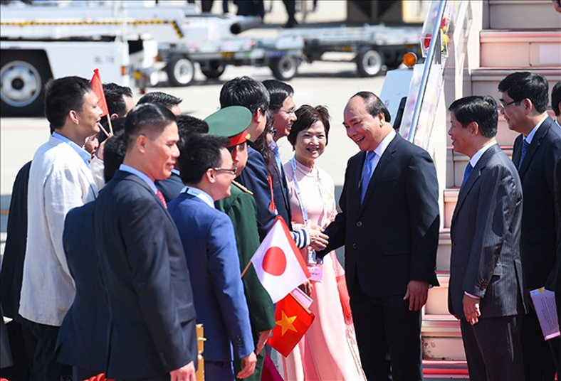 Japan media: VN to deepen strategic partnership with Japan