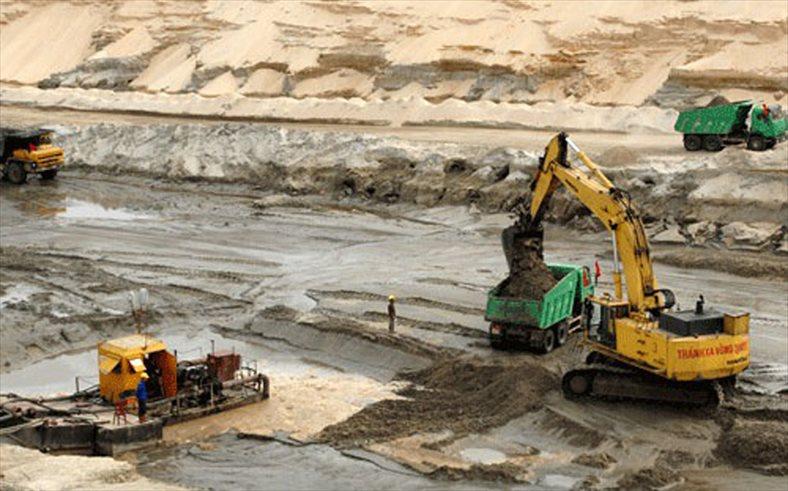 Profits of ever largest Thach Khe iron mine estimated at US$35 billion raised doubts