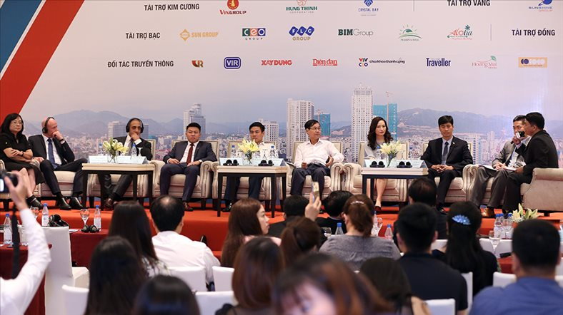 Vietnam Seaside Tourism Real Estate Forum 2018: Q&A session