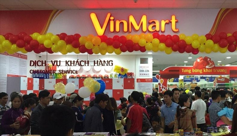 Vingroup reports losses of US$135.55 million in the retail sector