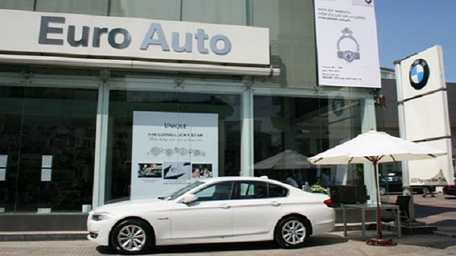 Vietnamese BMW importer accused of transfering illegal profits abroad