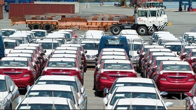 Customs bodies to publicize price and origin of imported cars once a week