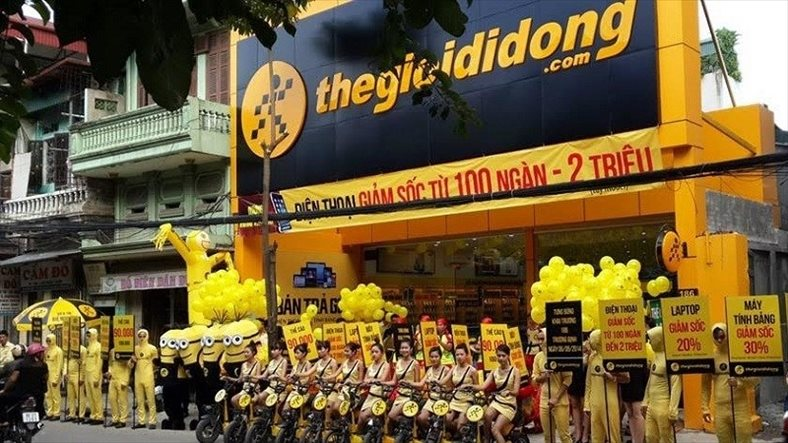 Mekong Enterprise Fund II completes final divestment in Mobile World with a 57x return