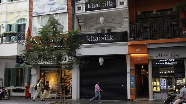 Khaisilk's commercial infringements subject to strict punishments