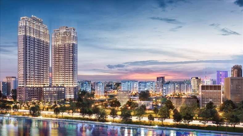 Hoa Binh Group wins two construction packages worth over $120 million