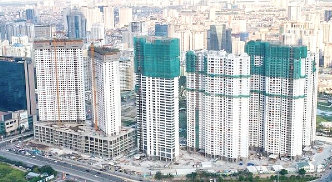 Sales of grade-C apartments dramatically surpassed high end segments