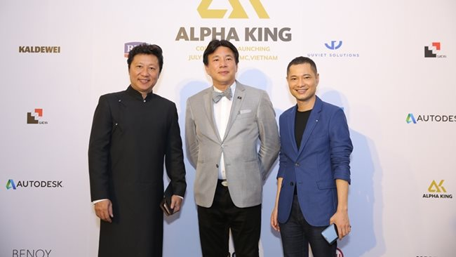 Alpha King develops premier residences with price of $10,000 per square metre in September