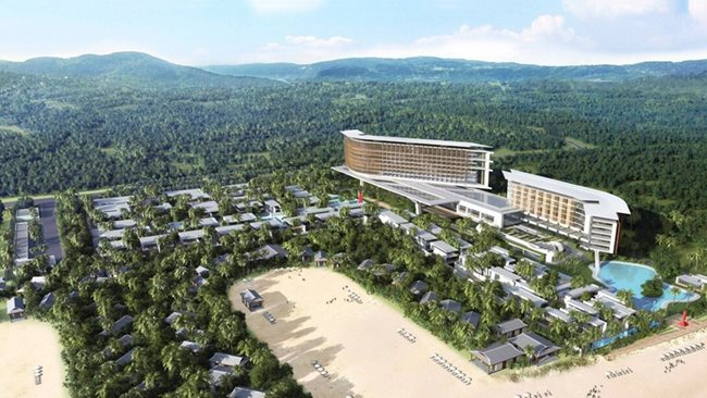 $86 million resort project fuels tough competition in Central Vietnam