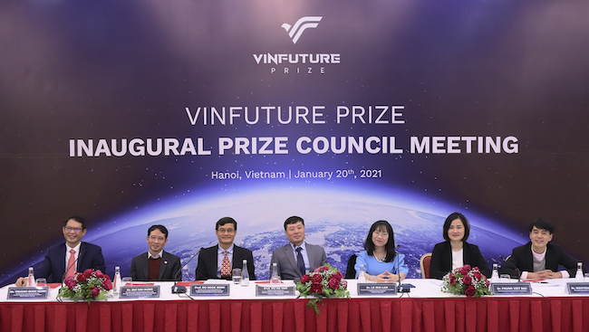 VinFuture to announce nomination criteria and officially launch the call for nomination 1