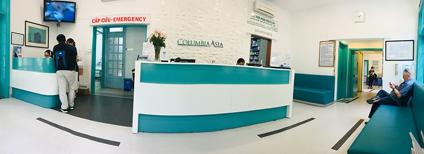 Columbia Asia's hospitals in Vietnam change holder