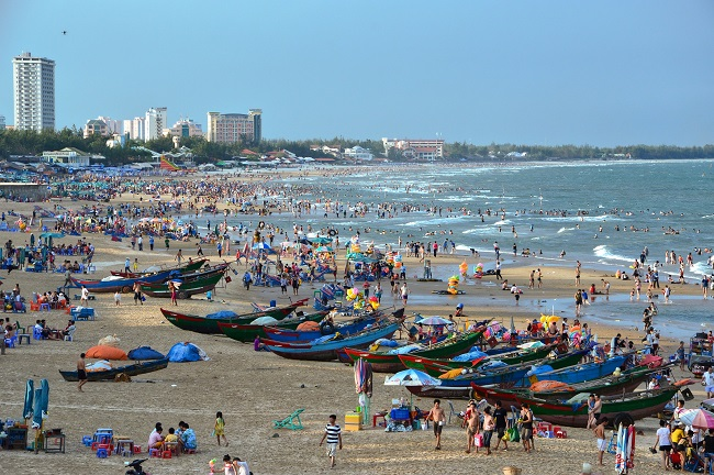 Rising tourist arrivals weigh on recreational property in Ba Ria-Vung Tau