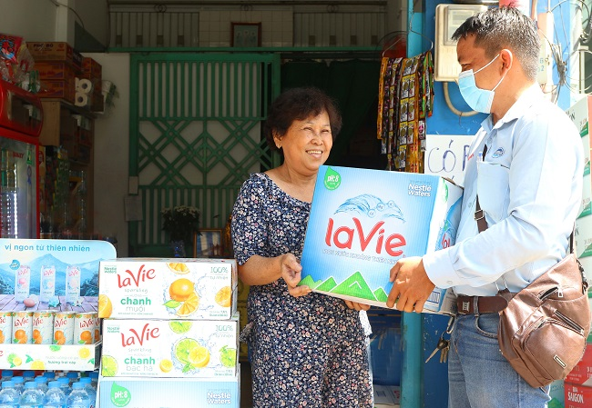 Focusing on community as Nestlé Vietnam's answer to Covid-19 1