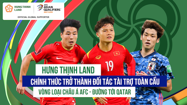 AFC and Hung Thinh Land announce sponsorship deal