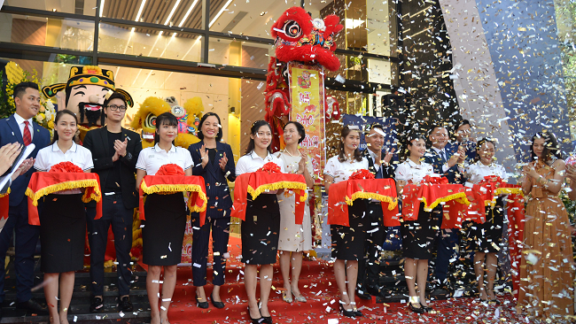 Novaland launches its real estate centre in Hanoi