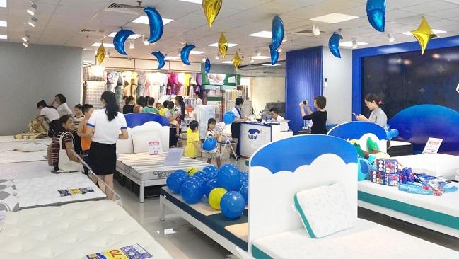 Vietnam's largest mattress distributor accelerates its store expansion in high peak season