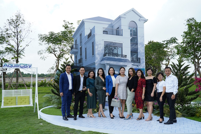 Novaland opens real estate centre to promote Dong Nai project