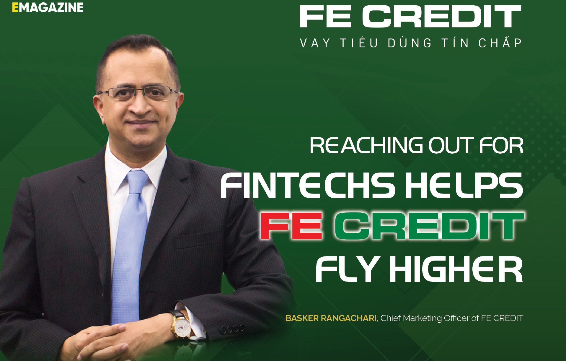 Reaching out for fintechs helps FE Credit fly higher