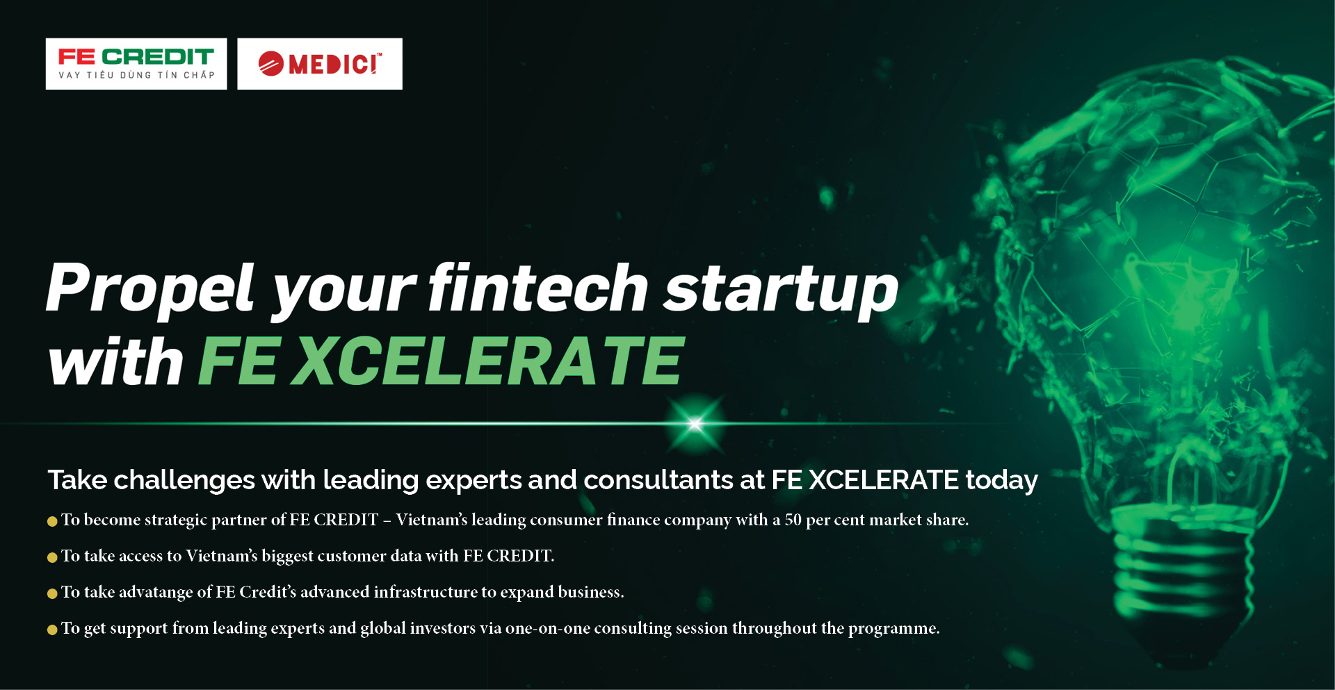 Reaching out for fintechs helps FE Credit fly higher 7