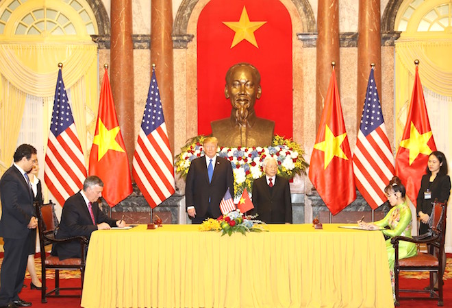 Vietjet signed $18-billion deals on sidelines of Trump-Kim summit