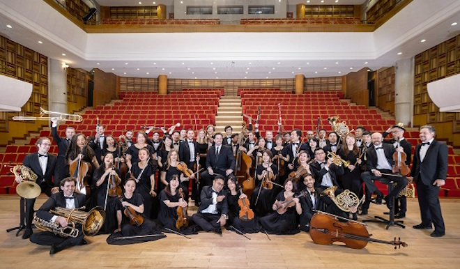 Sun Symphony Orchestra: The journey of bringing classical music to future generations 1