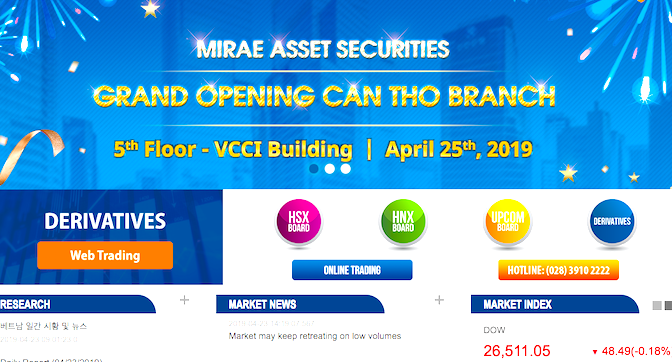 How Mirae Asset manages to become a rising star of brokerage world