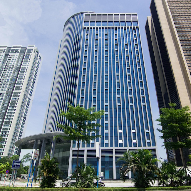 Quality office building comes online in Hanoi