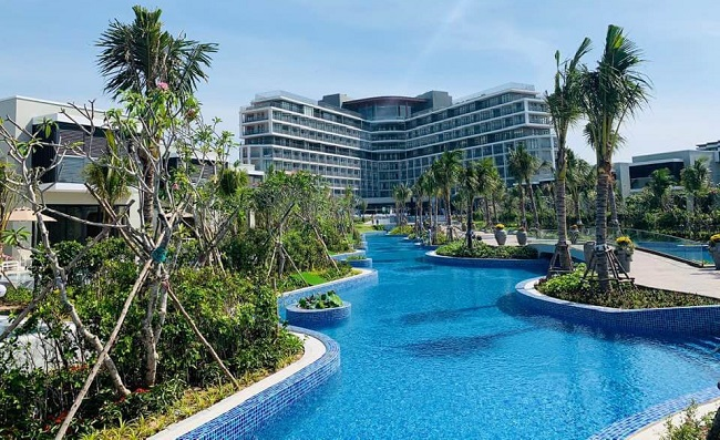 CEO Group opened its first five-star American-style hotel in Phu Quoc