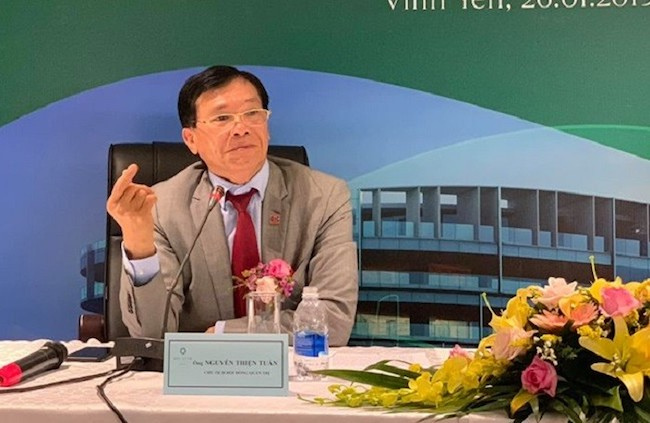 DIC aspires to a large-scale golf complex in Vinh Phuc