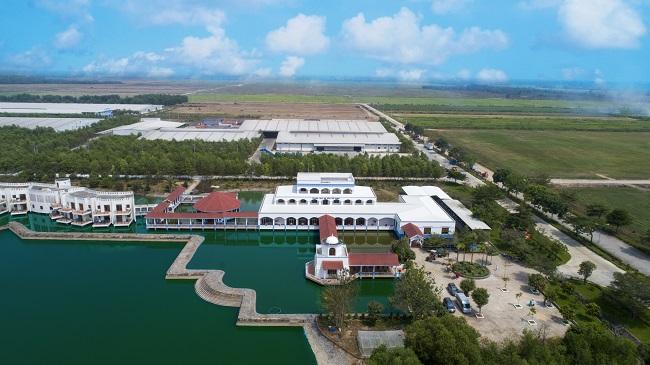 Vinamilk Resort for dairy cows opened in Tay Ninh