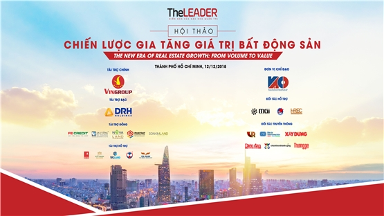 TheLEADER to hold conference on new era of real estate growth: From volume to value (LIVE)