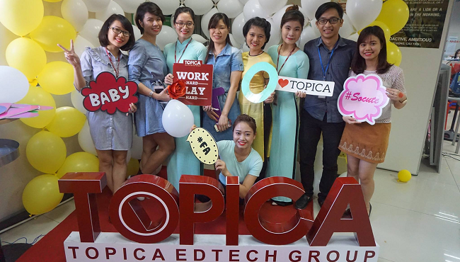Topica Edtech Group raises $50 million in a series D round