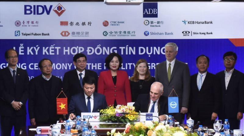 ADV provides $300 million loan to BIDV to support SMEs in Vietnam