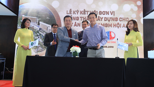 A new $86-million resort project fuels the fierce competition in Da Nang - Quang Nam prime route