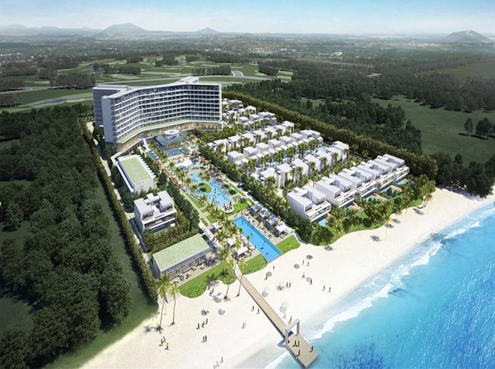 Real estate, a heavy investment of Thanh Cong group